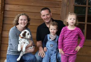 Jacky Brown vom Gut Nordholz wird von Familie Boßmann Jetta gerufen. Sie wohnt jetzt mit den Kindern Maja und Nils in Kalkar.